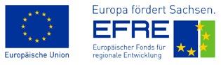 Logo vom Europäischen Fonds für regionale Entwicklung