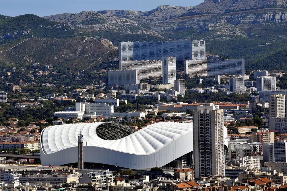 Marseilles ist stolzer Besitzer des zweitgrößten Fußballstadion Frankreichs!