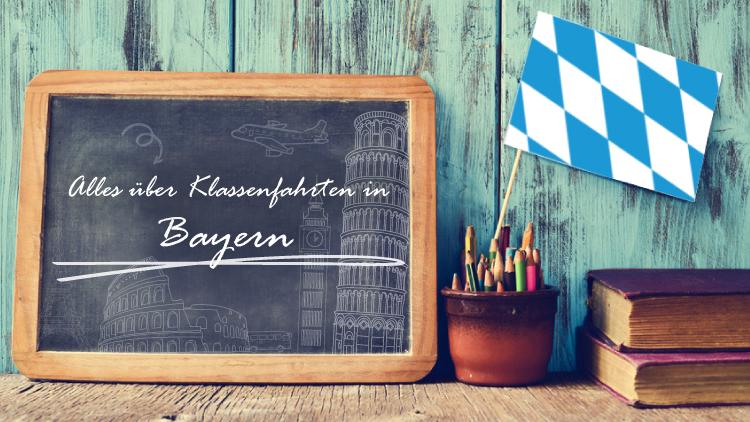 Alles über Klassenfahrten in Bayern