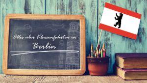 Alles über Klassenfahrten in Berlin
