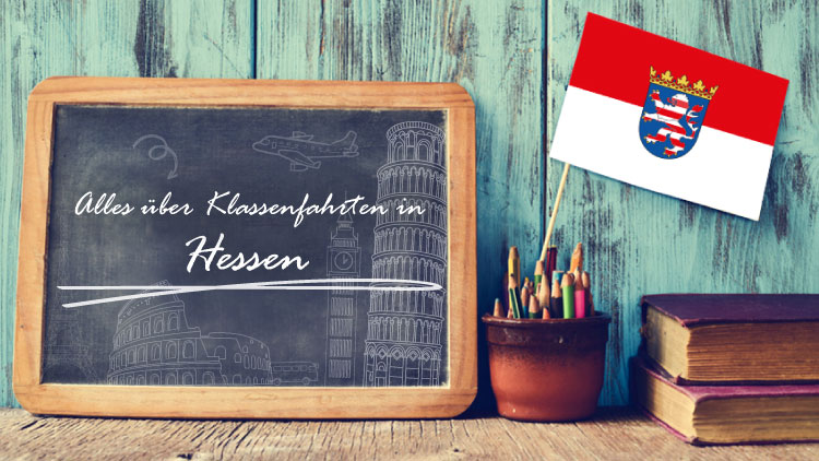 Alles über Klassenfahrten in Hessen