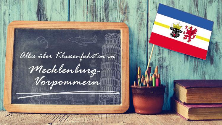 Alles über Klassenfahrten in Mecklenburg-Vorpommern