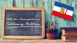 Alles über Klassenfahrten in Schleswig-Holstein