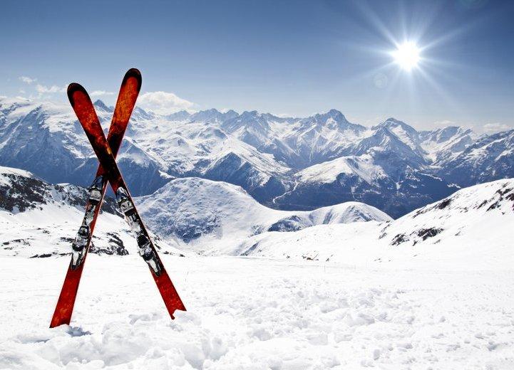 Ausrüstung Skikurs