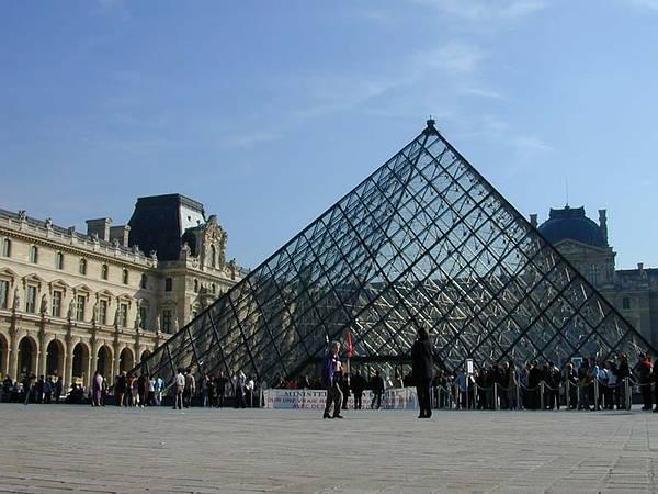 Obwohl der Louvre eines der berühmtesten Museen ist, muss der Eintritt hier nichts kosten.