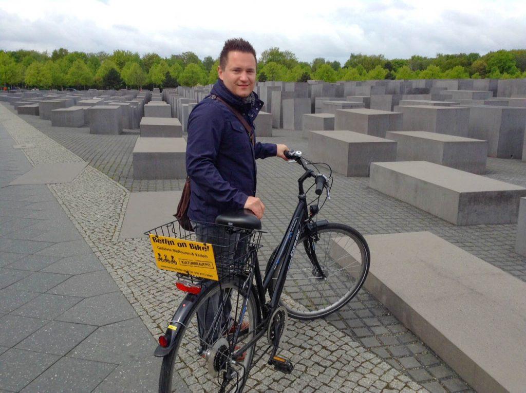 Unser Reiseexperte Philipp ist für Sie unterwegs in Berlin