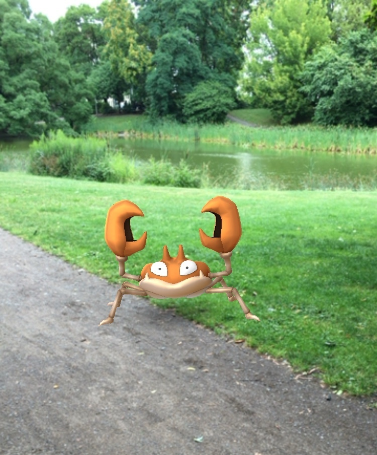 Pokémon GO – An diesen Orten findest du die meisten Monster!