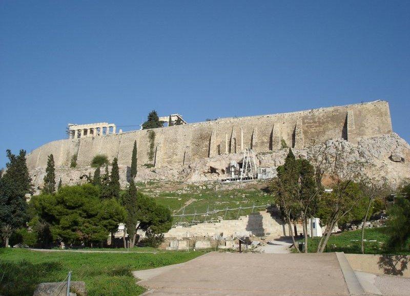 Akropolis - maku