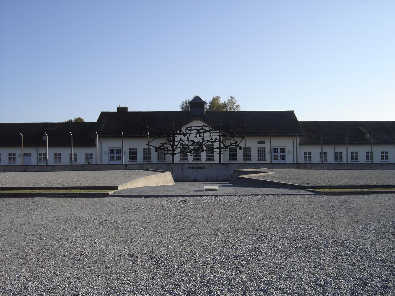 Appellplatz KZ Dachau