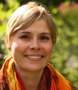 Unsere Reiseexpertin Beatrice Hoee