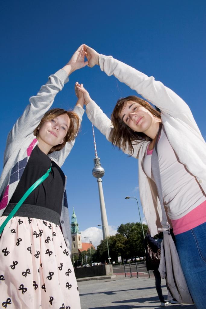 Klassenfahrt Berlin Highlight Fernsehturm