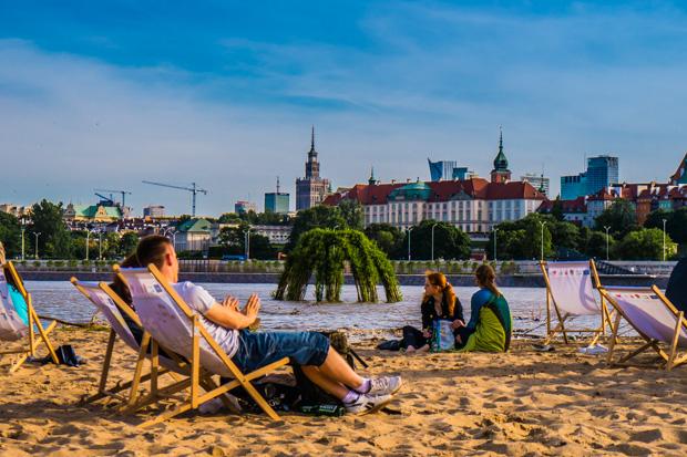Warschau Klassenfahrt
