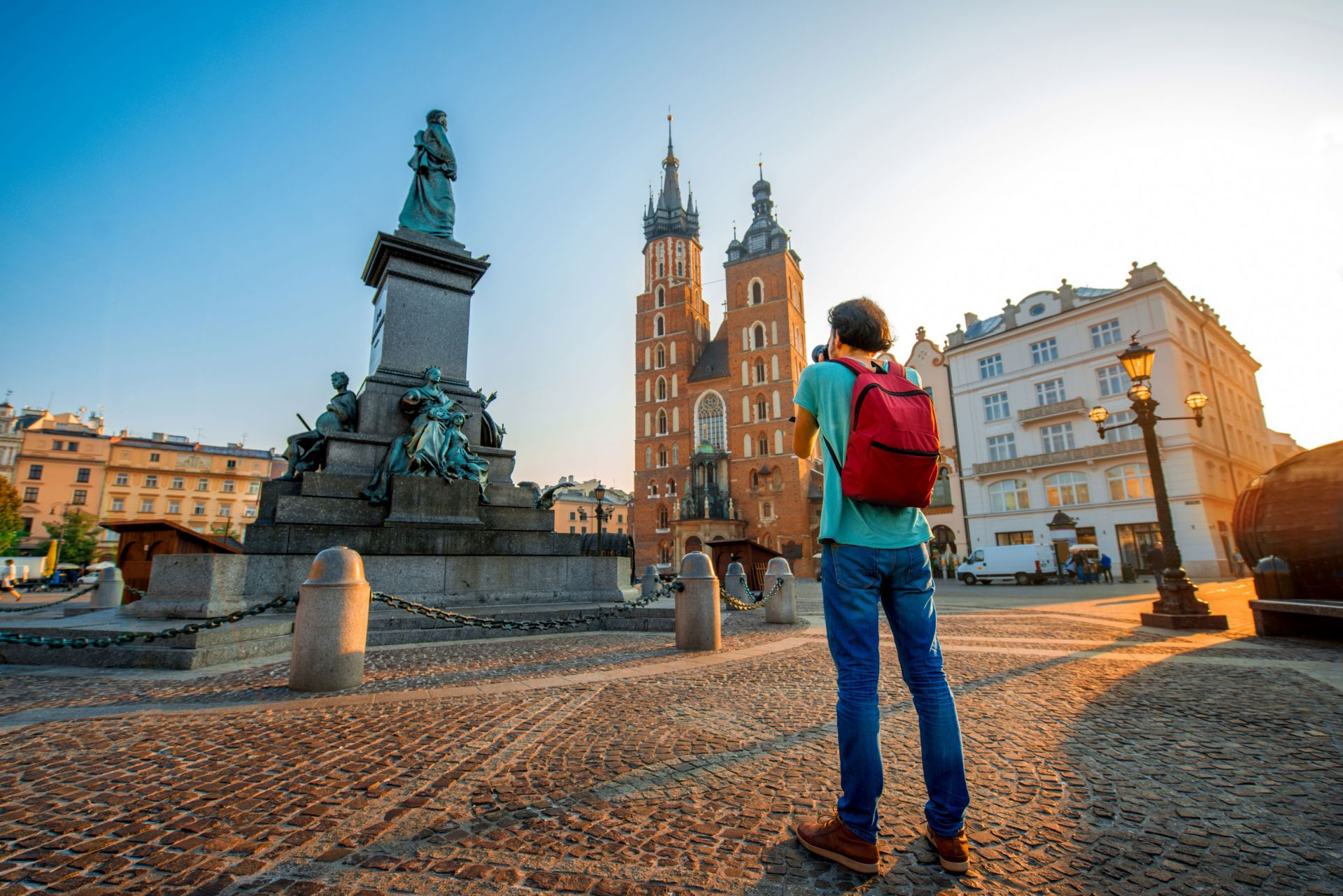 Klassenfahrt Polen