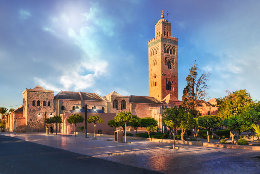Entdecken Sie die vielfältige Kultur in Marrakesh