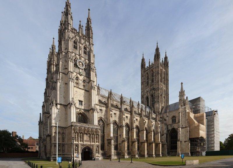 Außenansicht Canterbury – St. Mary's Church