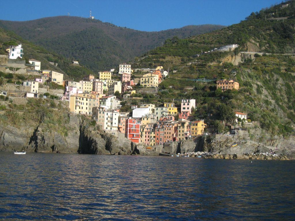 Einmalig gelegen: Die Cinque Terre Dörfer