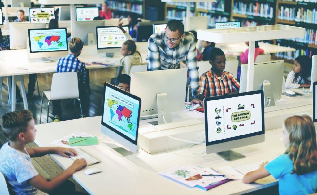 Digitalisierung in der Schule als Zeichen eines neuen Zeitalters