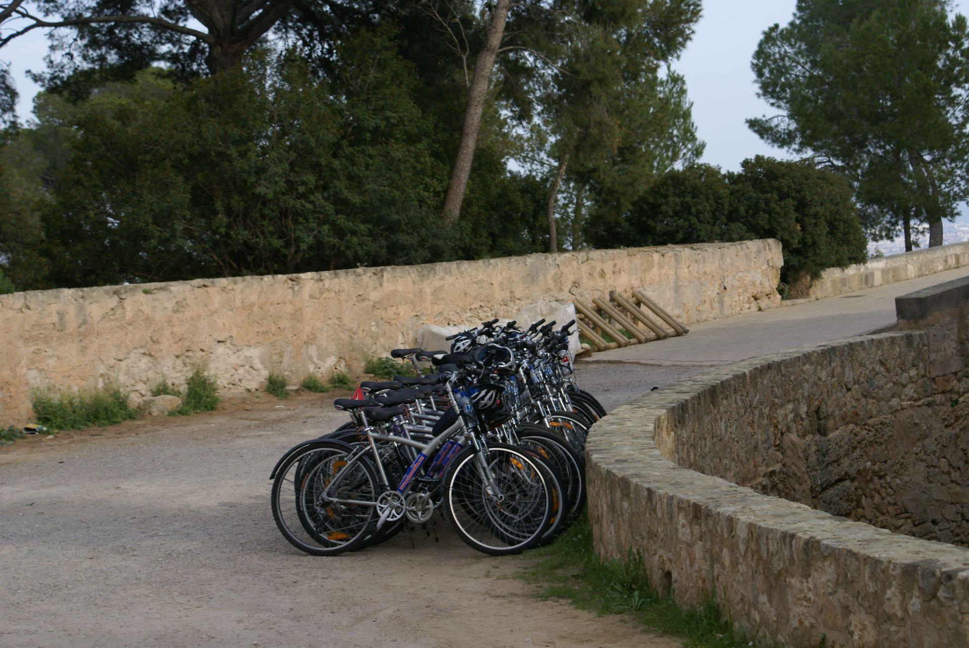 Fahrrad Klassenfahrt