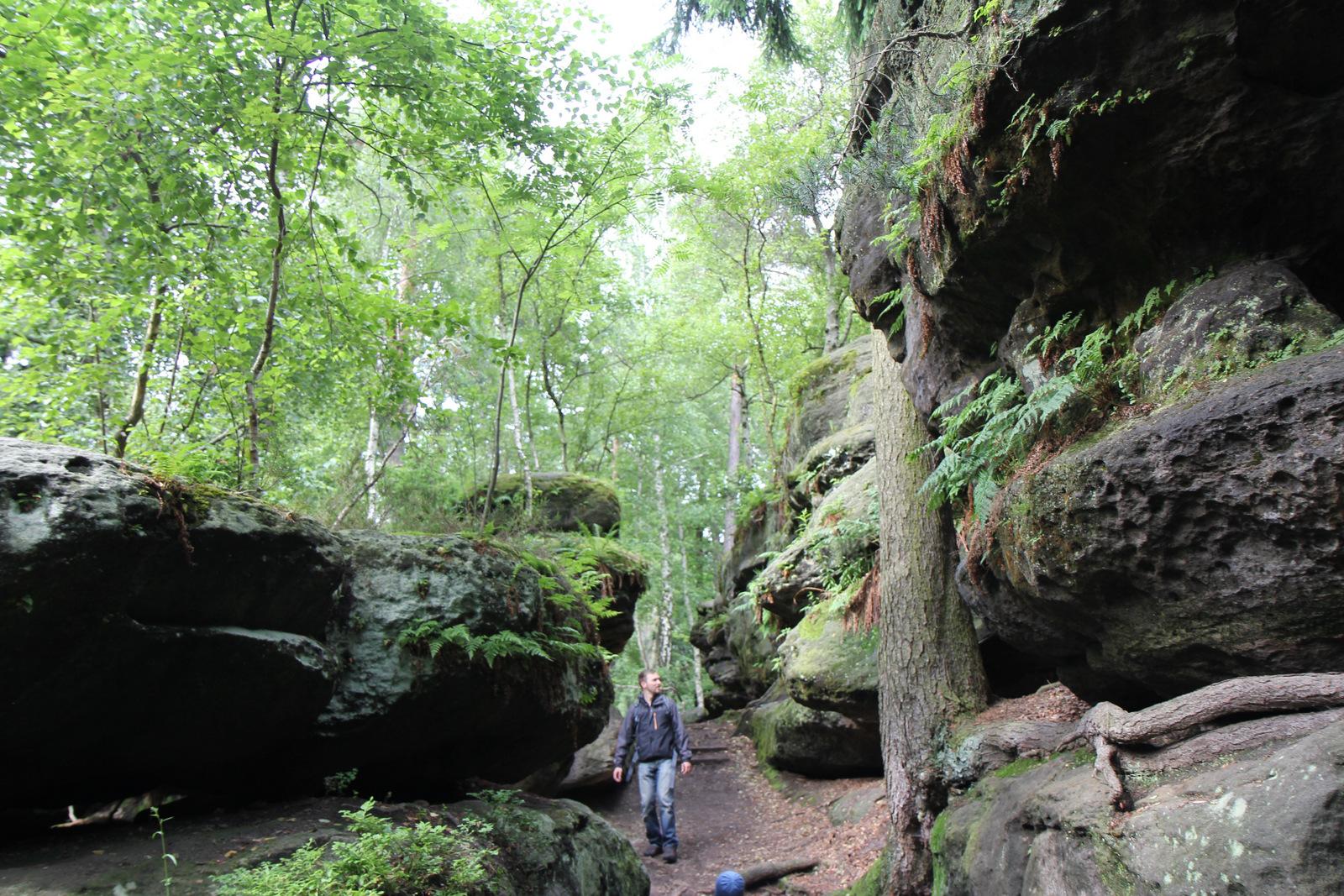 Felsenlabyrinth Sächsische Schweiz