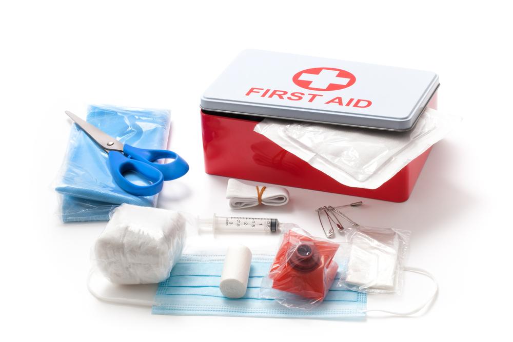 Der Erste-Hilfe-Koffer – ein wichtiger Begleiter