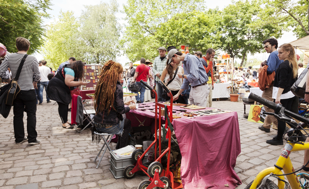 Berlin Flohmarkt