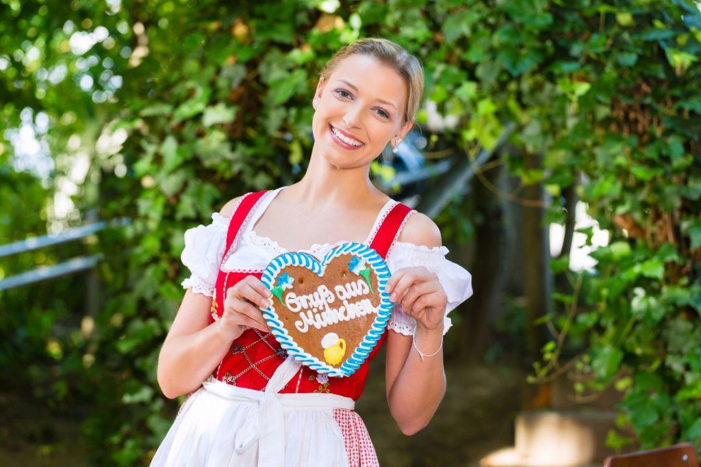 Typisch für die Landeshauptstadt: In München werden die Schüler mit den bayerischen Traditionen vertraut gemacht.