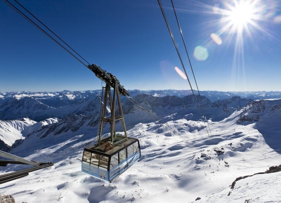 © Bayerische Zugspitzbahn Bergbahn AG - Oliver Farys, Garmisch-Partenkirchen