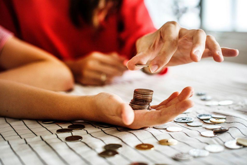 Wir zeigen Ihnen, wie Sie das Geld verwalten können.
