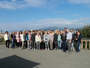 Lehrerinformationsreise in die Toskana