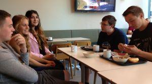 Selbstversorger auf Klassenfahrt – Frühstück