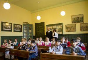 Pauken wie vor 100 Jahren: Schulmuseen in Deutschland