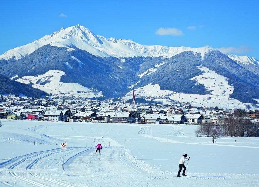 Innsbruck Skigebiet