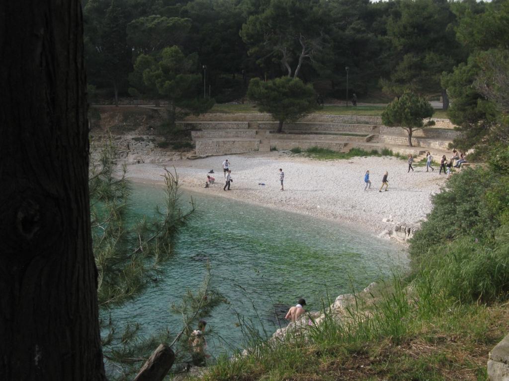 Istrien Strand