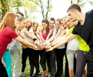 Jugendliche beschließen Vereinbarung über die Aufsichtspflicht