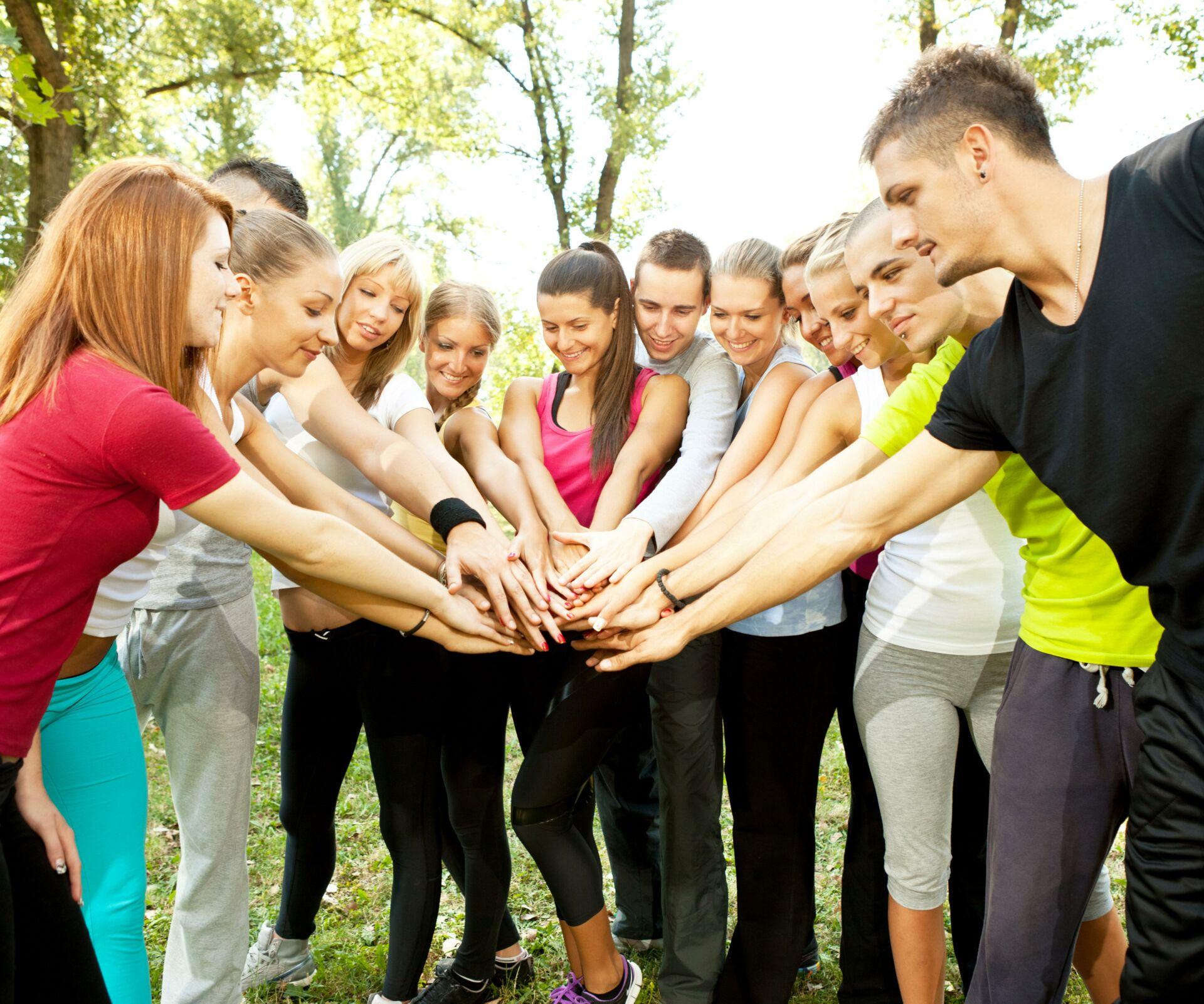 Gruppenspiele Klassenfahrt