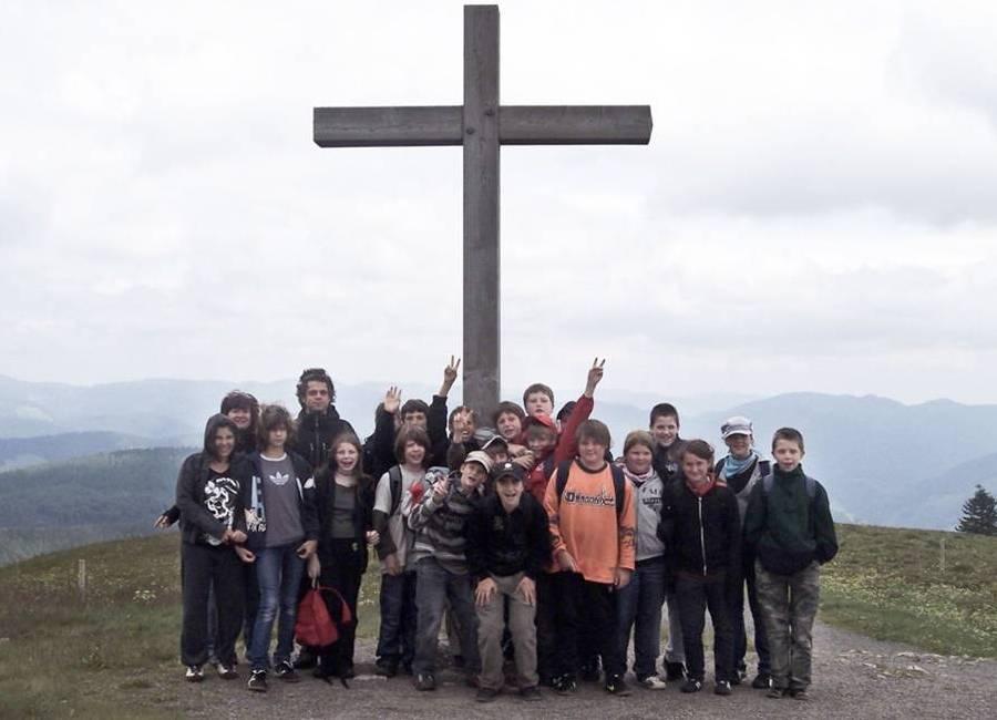 Wandern Sport Klassenfahrt