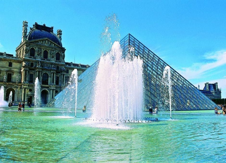 Einen Besuch wert: Das Musée du Louvre ist das größte Museum der Welt
