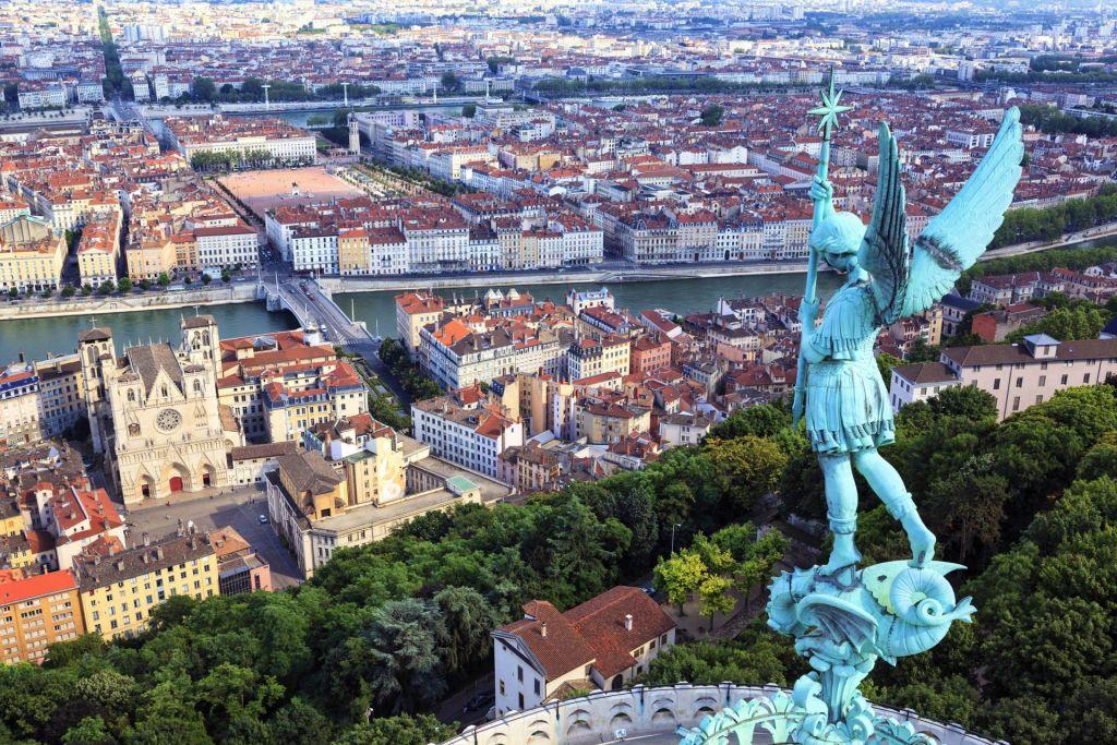 Blick auf die Lyon: Hier gibt es so einiges zu entdecken!
