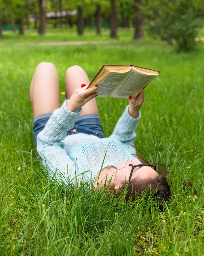 Nach dem Lernen kommt die Entspannung! Ruhephasen braucht jeder Schüler.
