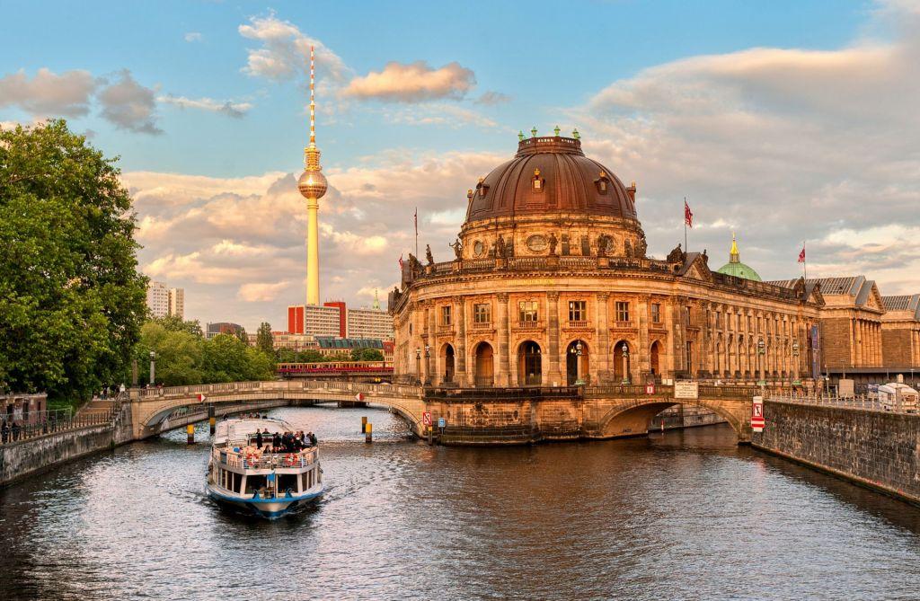 Für jeden Geschmack: Die Museumsinsel in Berlin gehört zum kulturellen Programm dazu