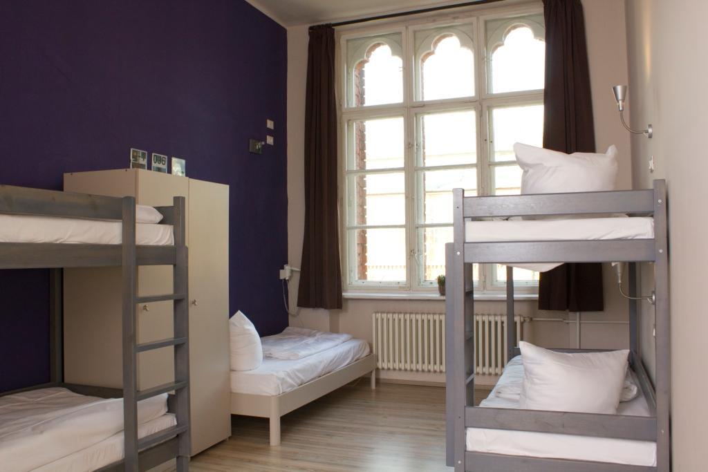 Plus Hostel Berlin Mehrbettzimmer