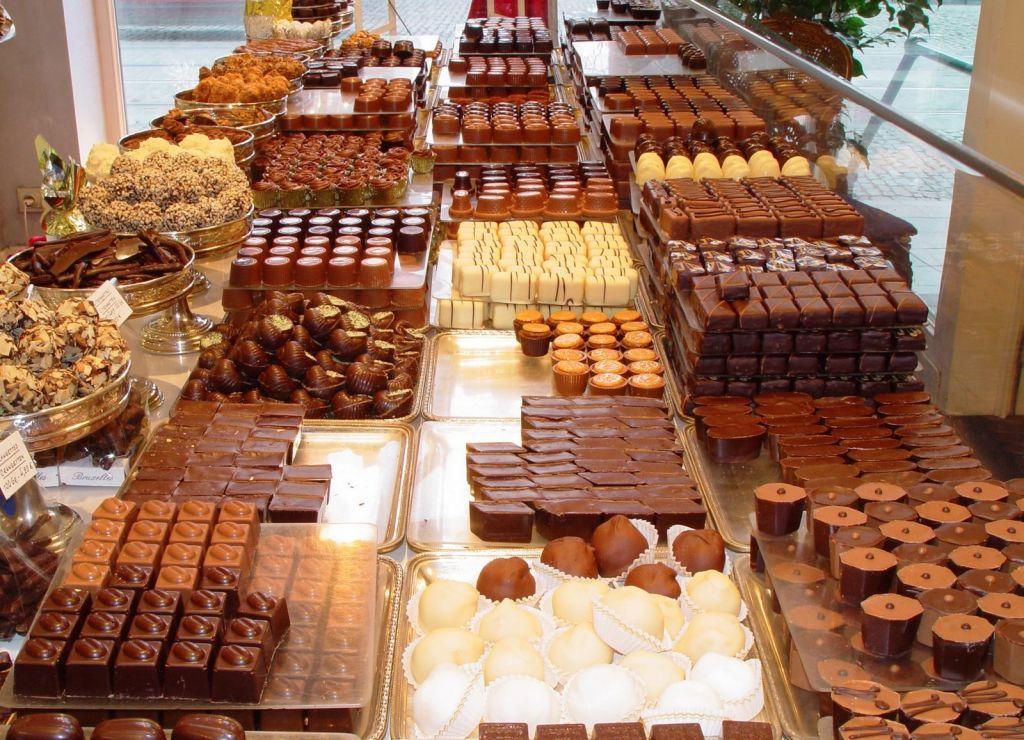 Chocolaterie Brüssel