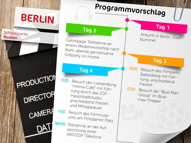 Programmvorschlag Berlin Medien