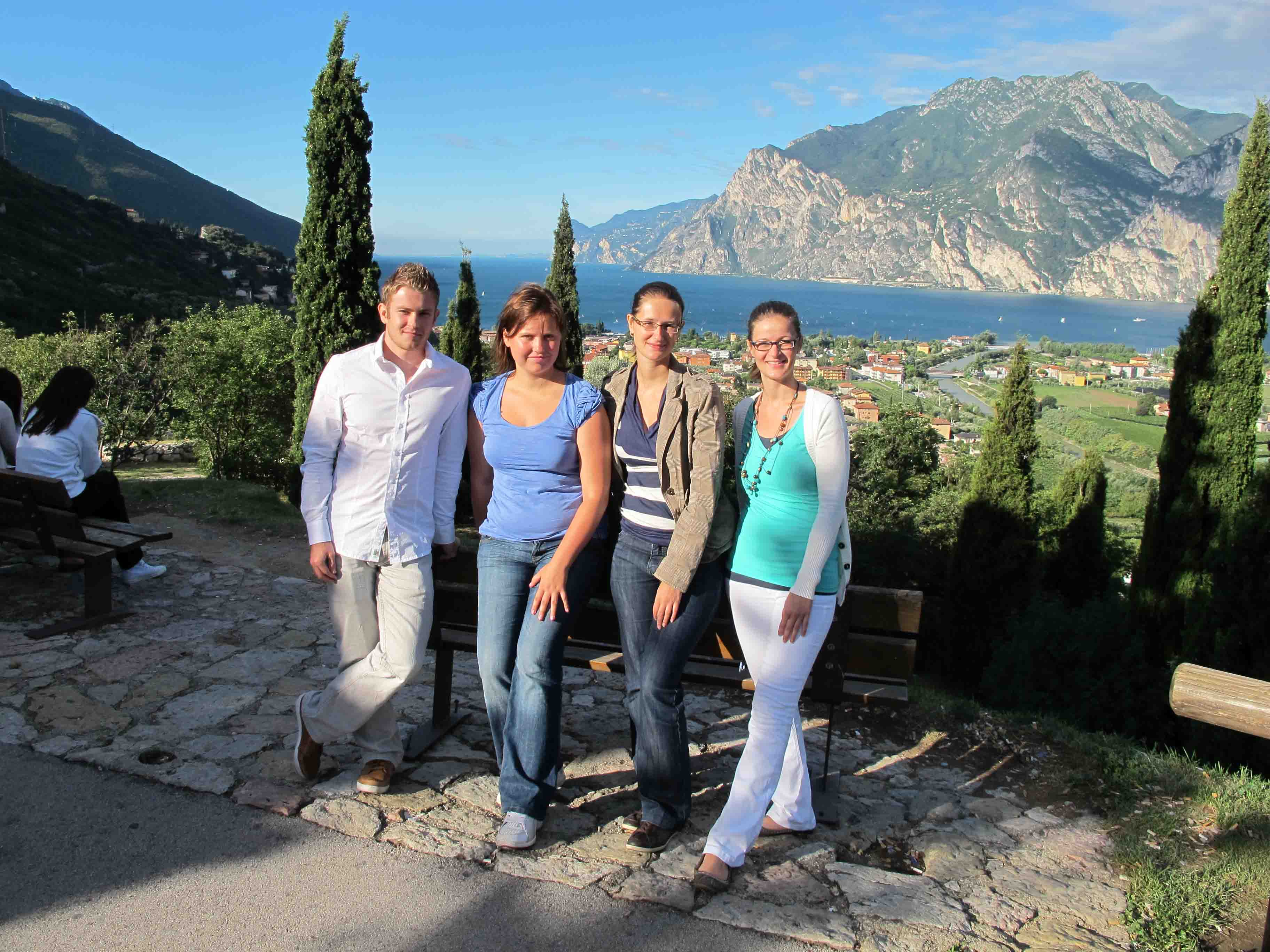Unsere Reiseexperten sind für Sie am Gardasee unterwegs.