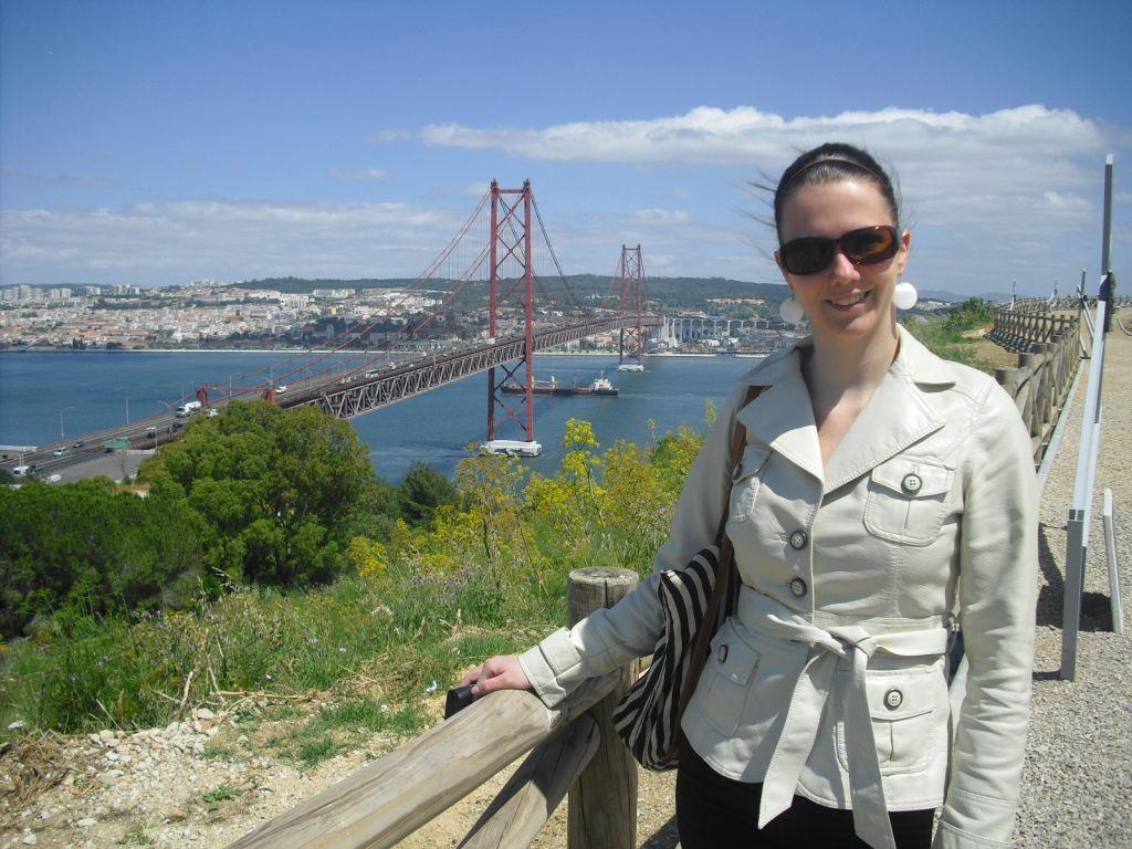 Unsere Reiseexpertin Laura Schulze für Sie unterwegs in Lissabon