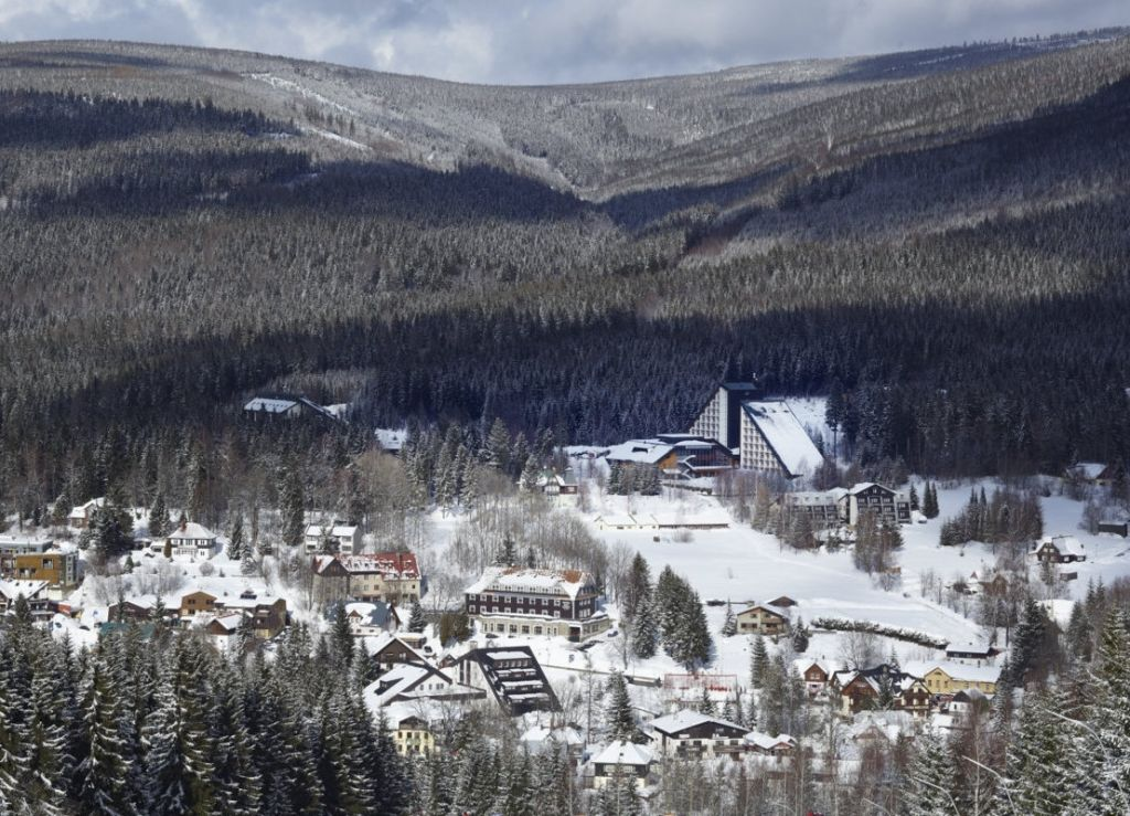 ATIS a.s., Riesengebirge