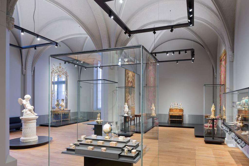 Für Schüler kostet das Museum nichts!