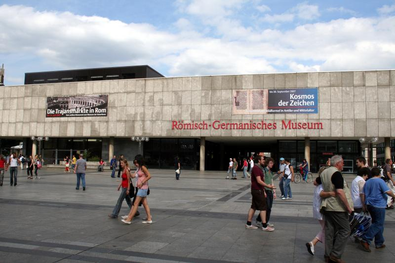 Das Römisch-Germanische Museum Köln