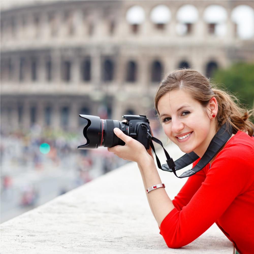 Egal, wohin man die Kamera richtet – in Rom ist einfach jedes Bild ein Treffer.