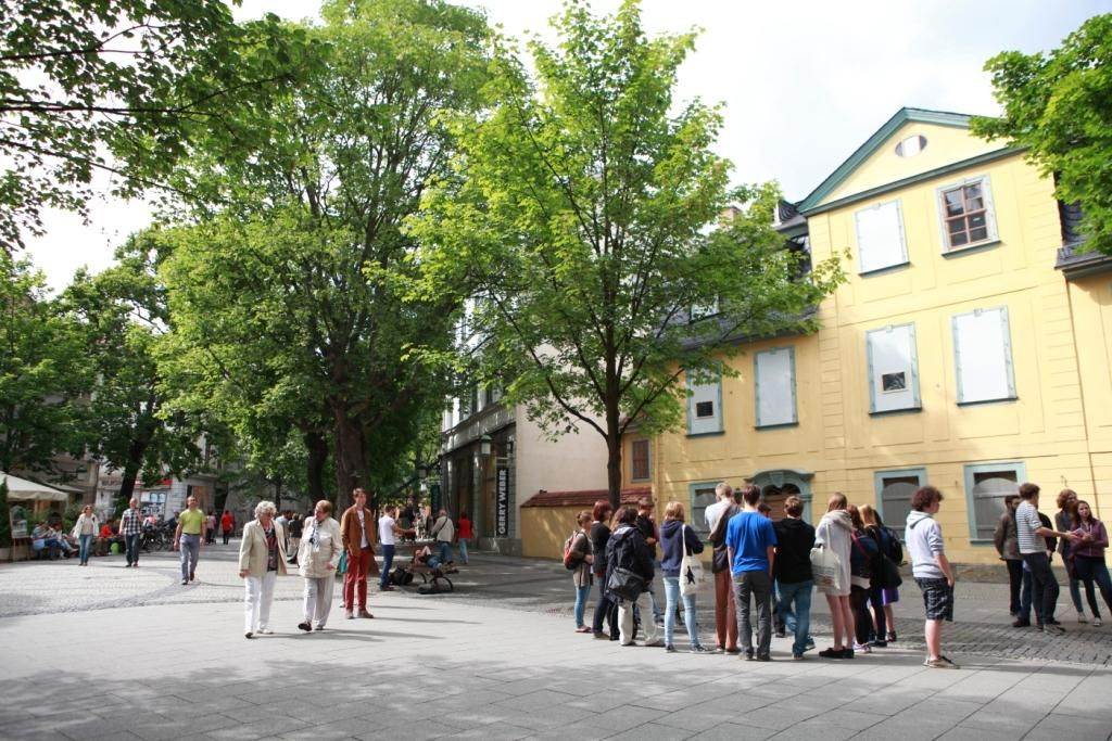 Klassenfahrt nach Weimar: Ein Reisebericht